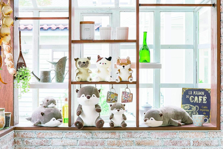 LivHeart Premium Nemunemu Animals Body Pillow Otter Kururi M 68226-33