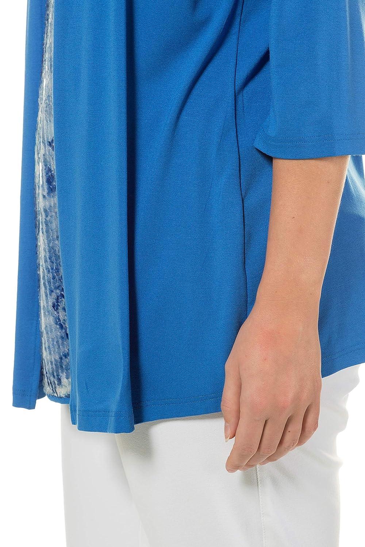 Popken Ulla T Grandes 720388 Tailles 2 Shirt En 1 Femme kiOZuTwPX