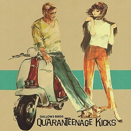 Quaranteenage Kicks