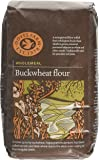 Doves Farm Wholegrain Buckwheat Flour 1 Kg (Pack of 5)