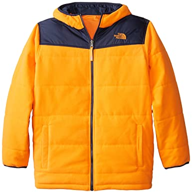 b915bbba7 The North Face Boys' Reversible True False Jacket (Little Big Kids),