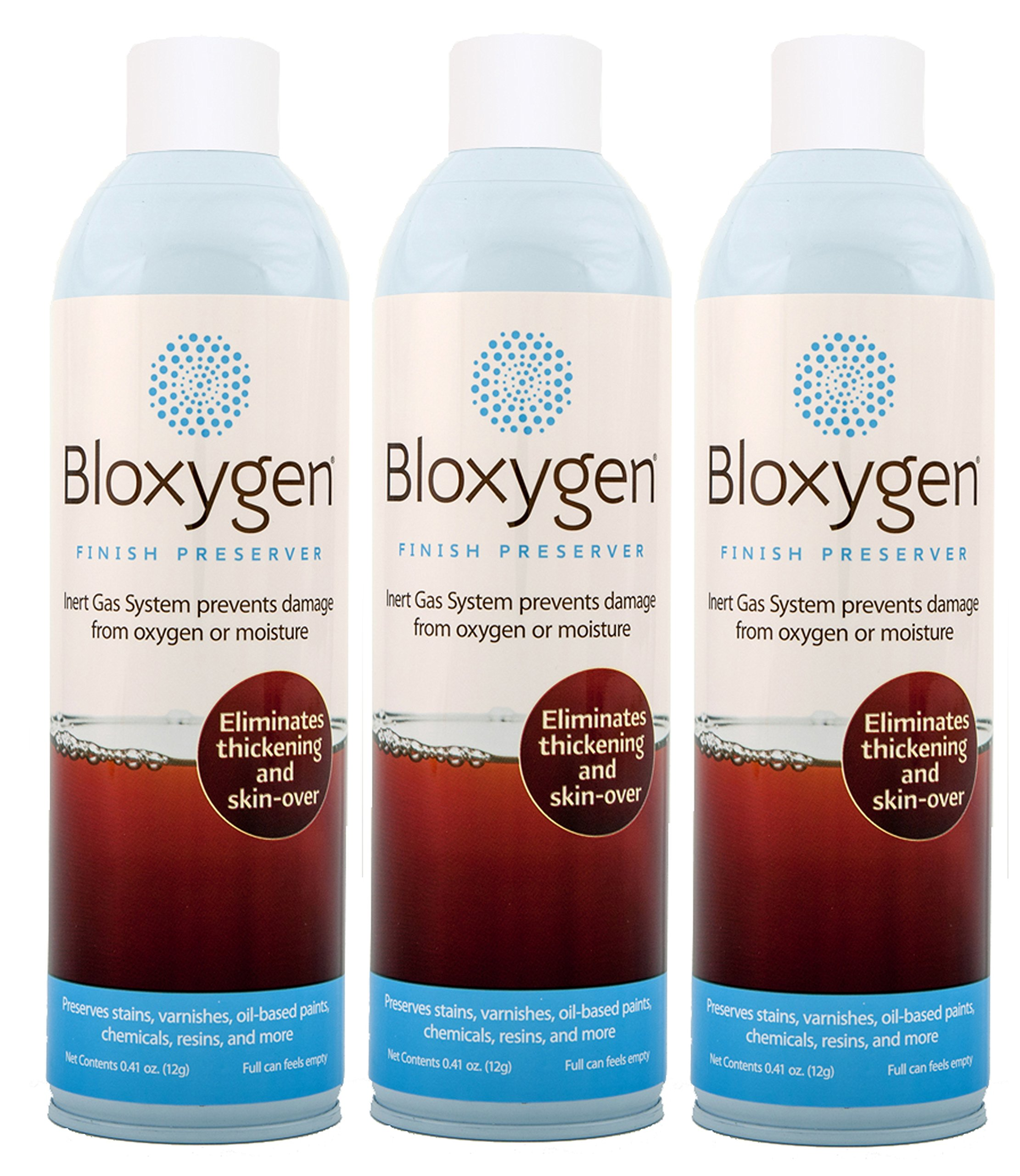 IronWood Designs - Bloxygen Preserver, 3 Can
