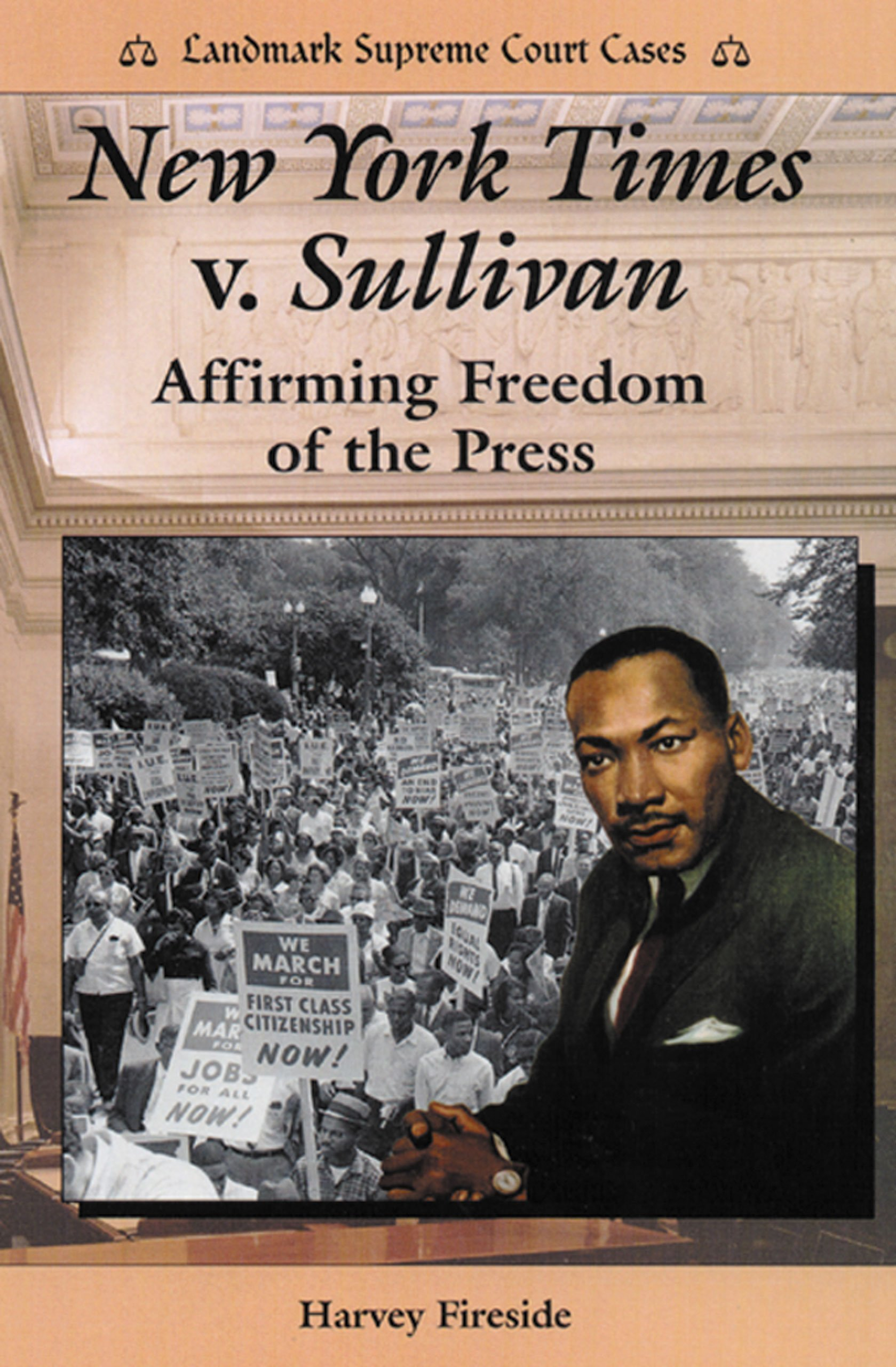 Amazon.com: New York Times V. Sullivan: Affirming Freedom of the ...