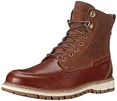 Wp Black Boots Toe Britton Plain Men Hill Timberland qwx8aEY