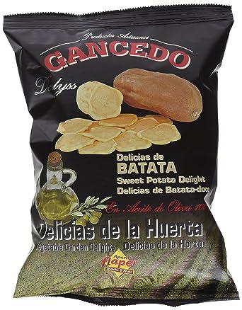 Gancedo-Flaper Delicias de Batata - 10 Unidades x 70 gramos