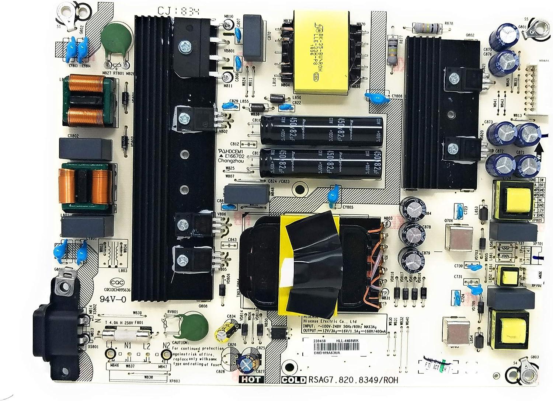 LC-58Q7330U RSAG7.820.8252//ROH 244863 Main Video Board for Sharp 7235
