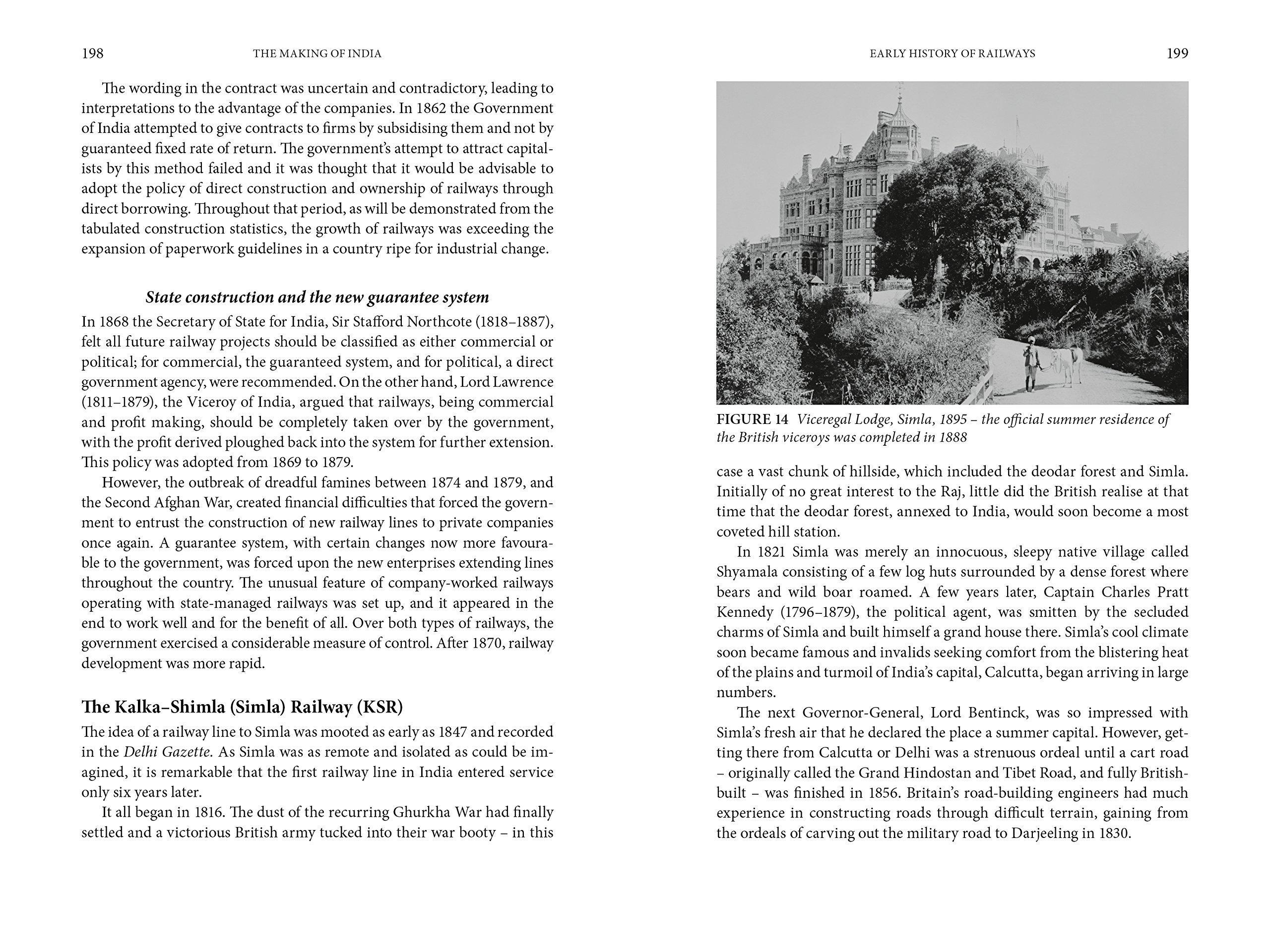 The Making Of India: The Untold Story Of British Enterprise: Amazon:  Kartar Lalvani: 9781472924827: Books