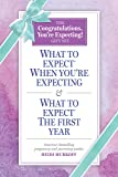 What to Expect: The Congratulations, You're Expecting! Gift Set: (Includes What to Expect When You're Expecting and What…