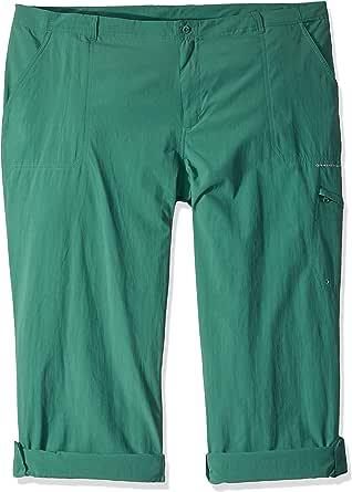 Columbia Aruba Plus Size Roll Up Pants