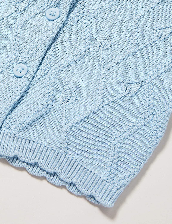 NAME IT Baby-M/ädchen Nbfblissa Ls Knit Card Strickjacke