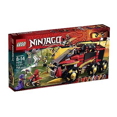 Lego Ninjago Ninja DB X Toy: Toys & Games