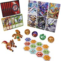 Bakugan 6059230 Armored Alliance Unbox & Brawl Pack with 6 Exclusive Bakugan, for Kids Aged 6 and up, Amazon Exclusive