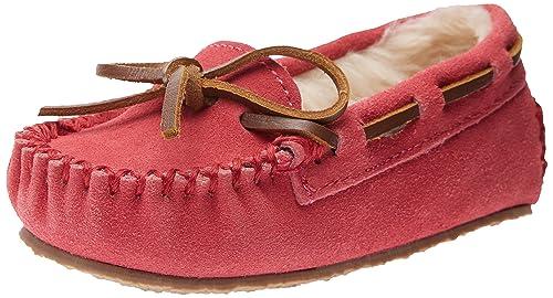 Minnetonka Cassie Slipper, Mocasines Unisex Niños: Amazon.es: Zapatos y complementos