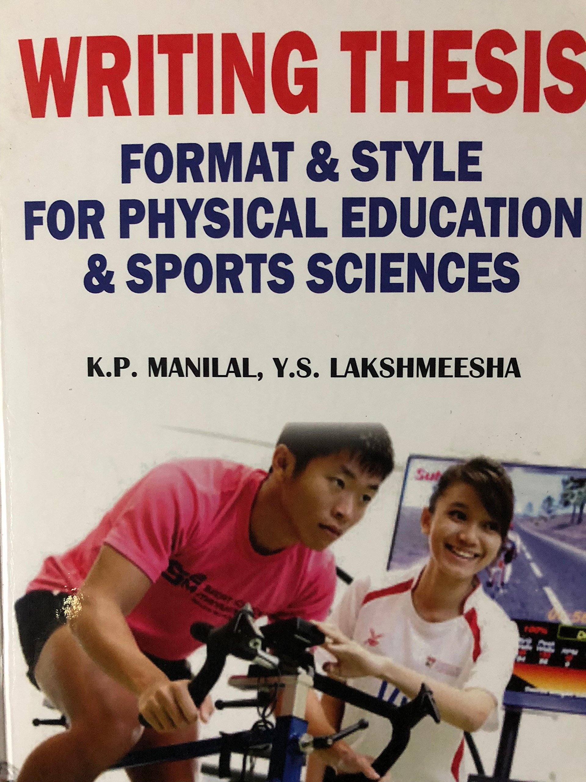 thesis on physical education and sports