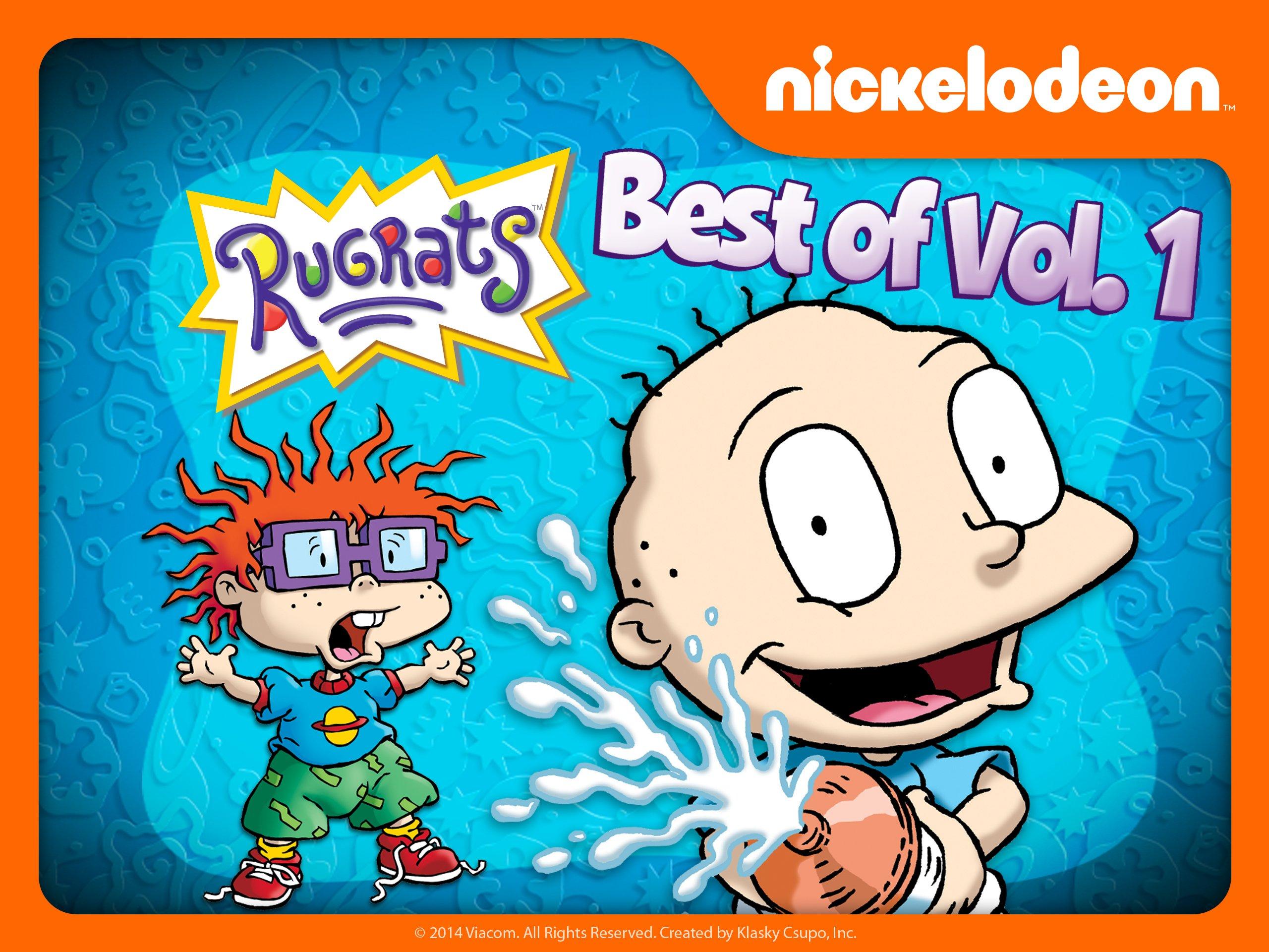 Amazon.com: Rugrats: Season 2, Episode 11 Naked Tommy