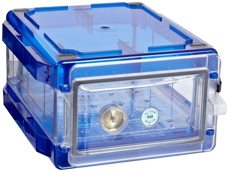 F42072-1008 ft. Bel-Art Secador Amber 2.0 Vertical Desiccator Cabinet; 1.2 cu
