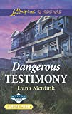 Dangerous Testimony (Pacific Coast Private Eyes)