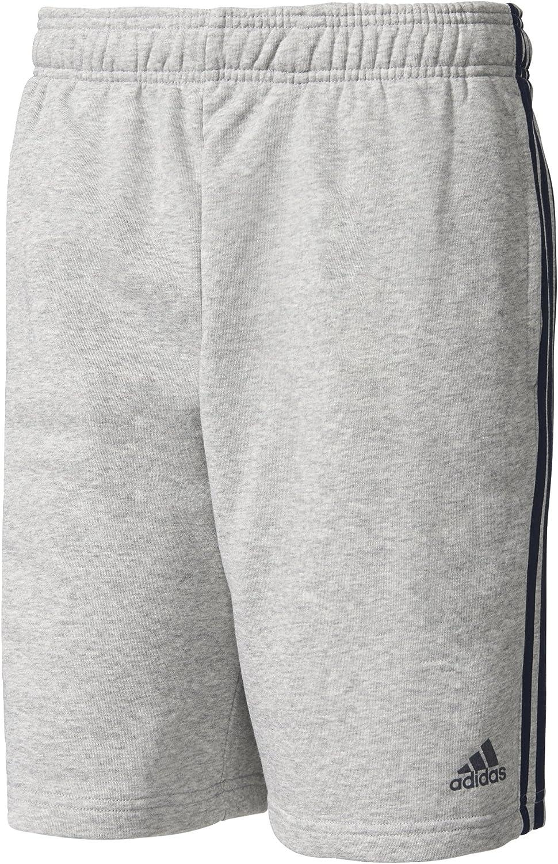 adidas ESS 3s Ft Pantalón Corto, Hombre: Amazon.es: Deportes y aire libre