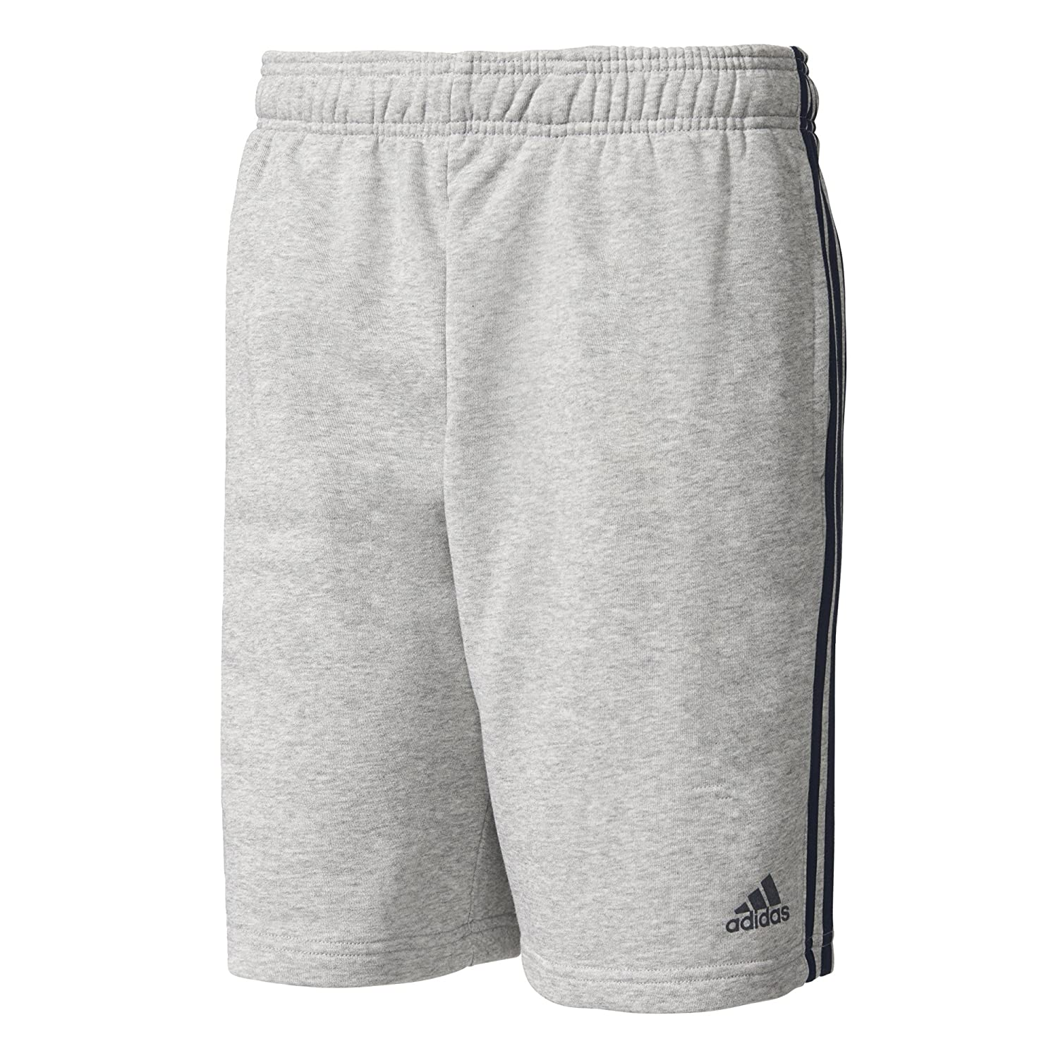 adidas Ess 3S Short Ft Shorts for Man, Grey (Brgrin/Maruni): Amazon.co.uk:  Sports & Outdoors