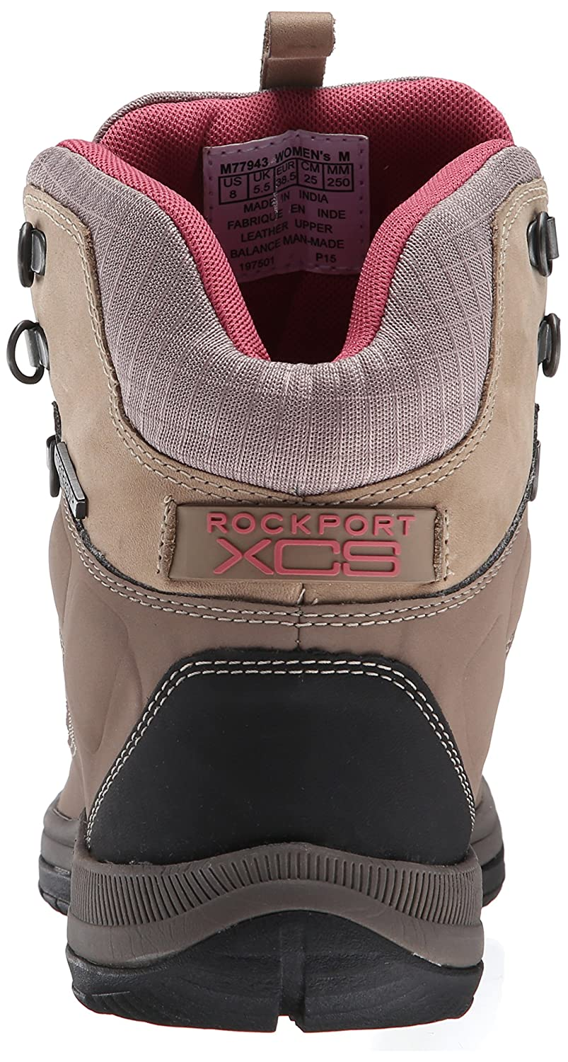 Amazon.com | Rockport Women's Urban Gear Waterproof Snow Boot | Snow Boots