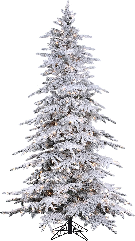 Top 10 Best Flocked Christmas Trees 2021 - Top Picks