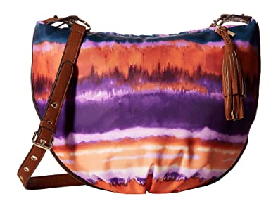 c6f8712e82 Jessica Simpson Women s Christina Large Crossbody Degrade Nylon Cross Body   Handbags  Amazon.com