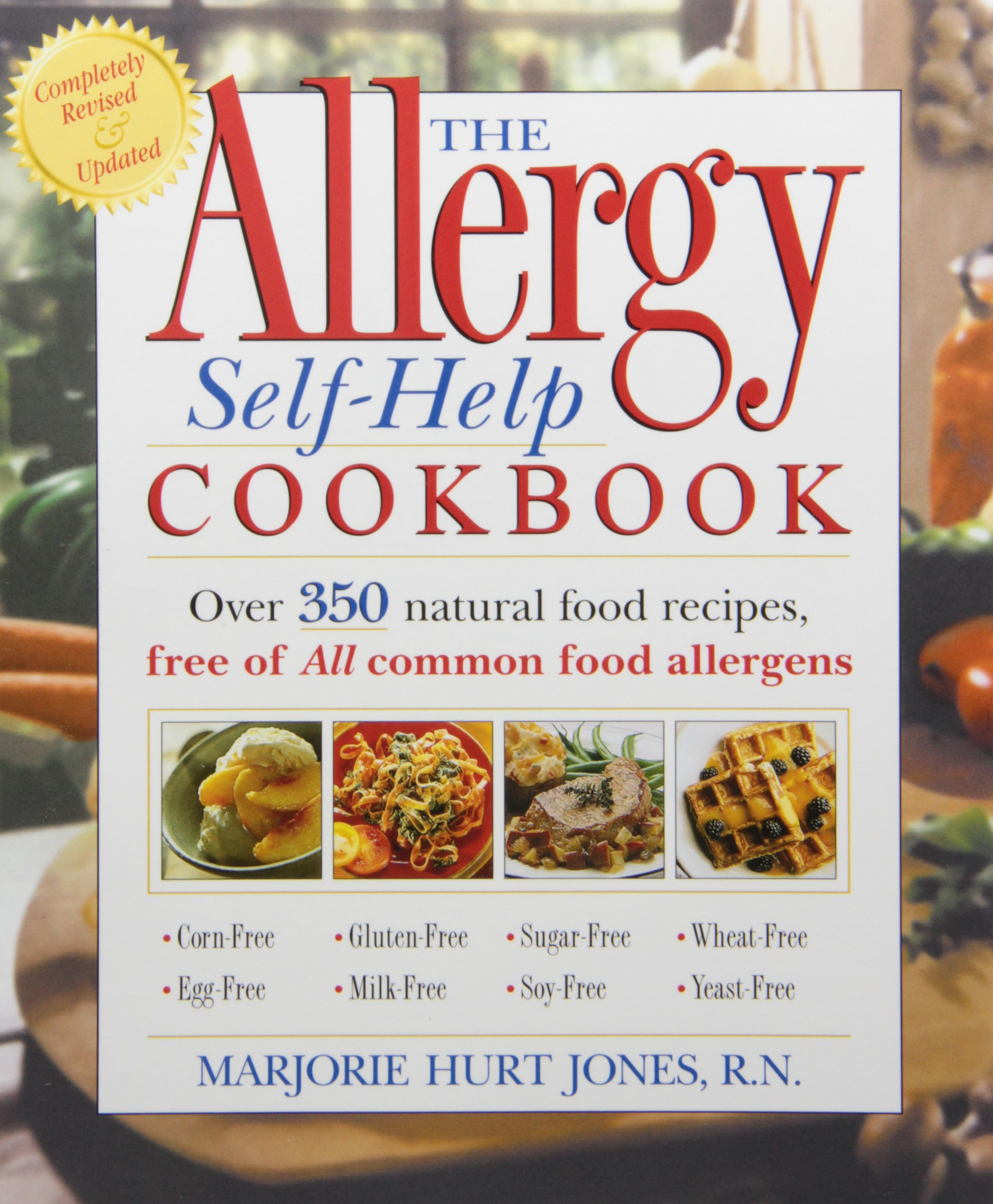 The allergy self help cookbook over 350 natural foods recipes the allergy self help cookbook over 350 natural foods recipes free of all common food allergens wheat free milk free egg free corn free sugar free forumfinder Images
