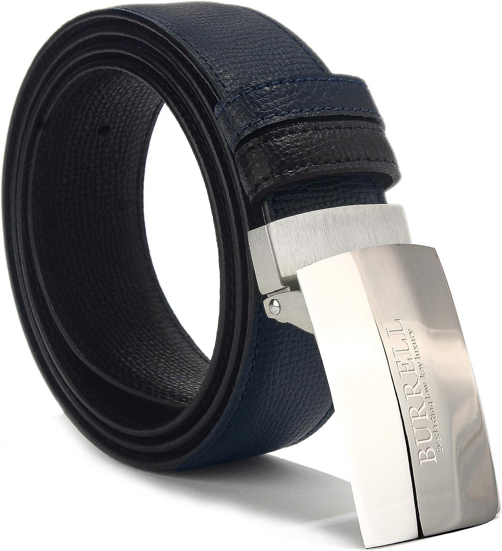 Genuine Leather Belt Luxury Designer Cowskin Jeans Cowboy Xmas Gifts For Him Men