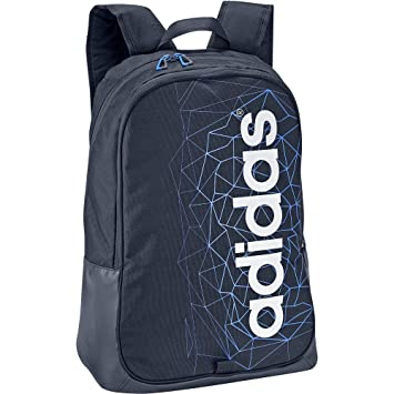 1b5a2c895 adidas Neopark Bp - Backpack for man, color Blue, size NS: Amazon.co ...