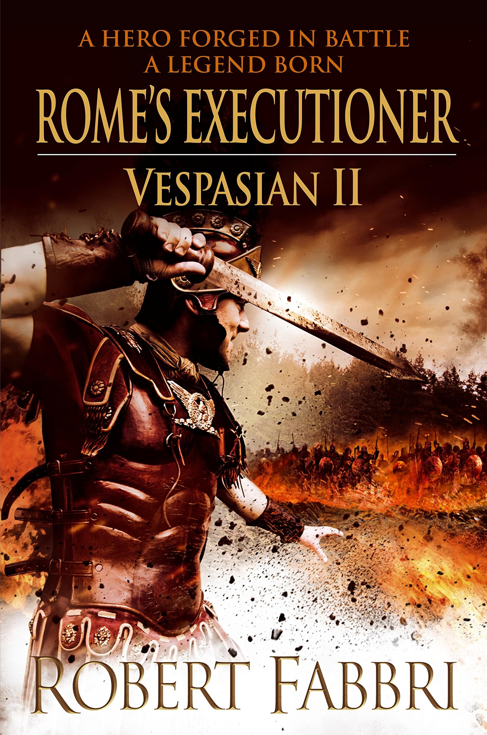 Rome's Executioner (VESPASIAN) ebook