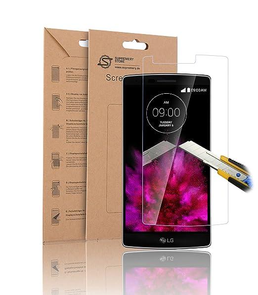 42 opinioni per Supremery LG G Flex 2 schermo dello smartphone protezione di vetro Pellicola