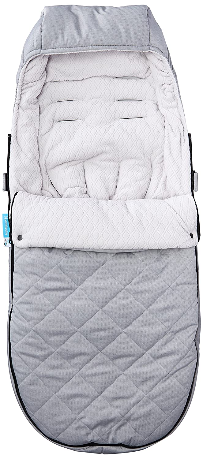 UPPAbaby Cozy Ganoosh, Gregory, Blue Melange 0230-GRG