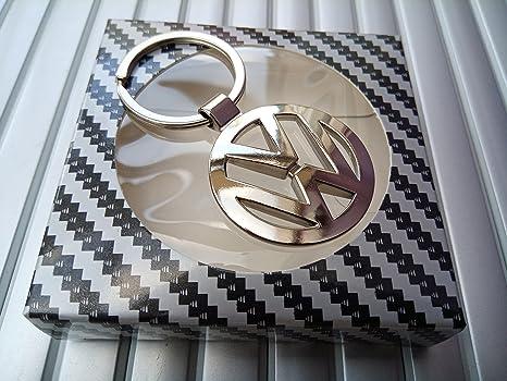 wholesale dealer 7dcfd 3cff1 VW - Portachiavi in metallo con logo Volkswagen per Golf ...