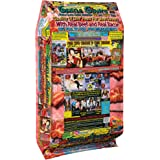 GENTLE GIANTS World Class Canine Nutrition Dog and Puppy Food w/Real Beef and Real Bacon - 24lbs