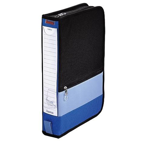 Hama Office Wallet - Estuche para CD (64 unidades): Amazon ...