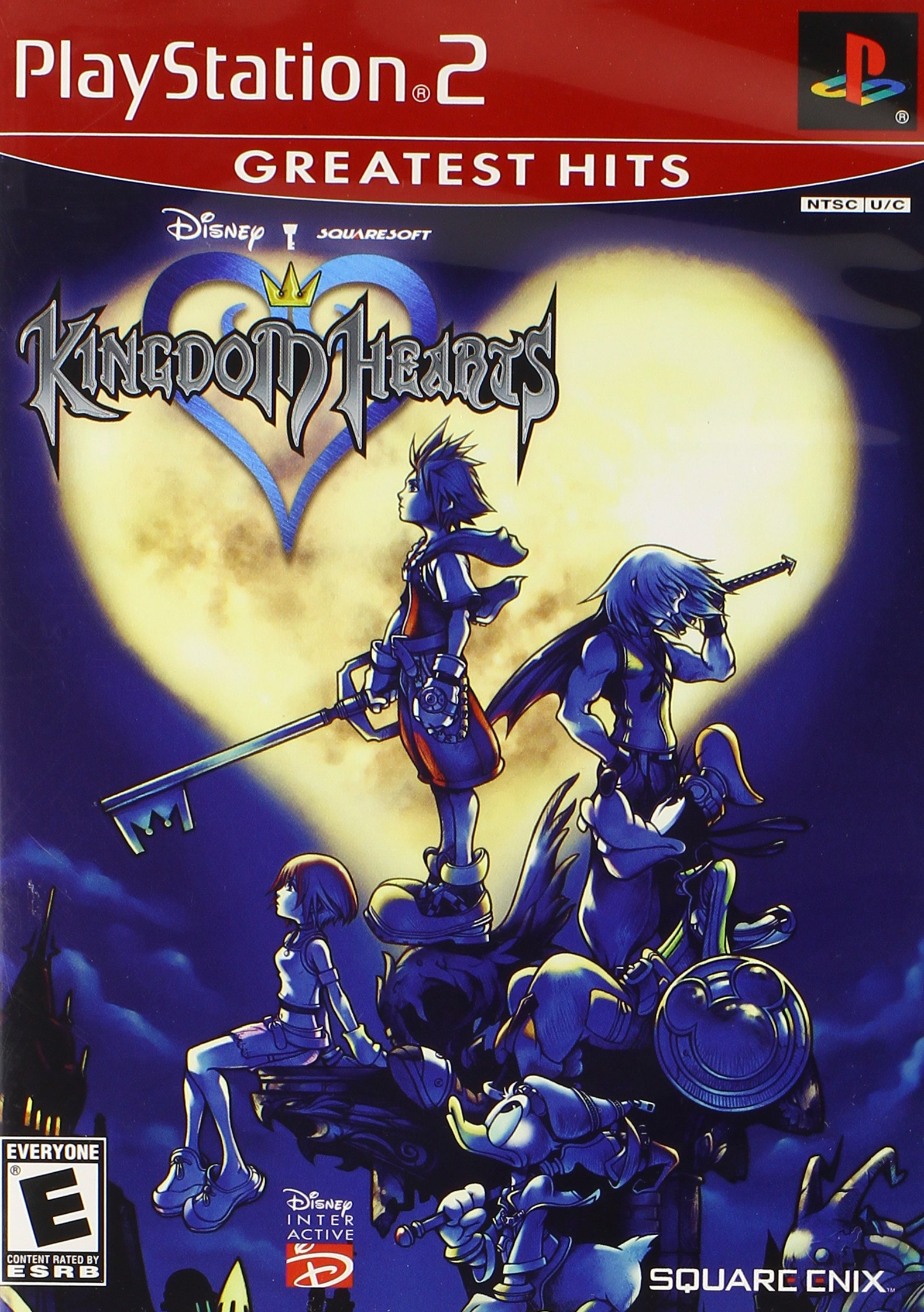 Amazoncom Kingdom Hearts Artist Not Provided Video Games