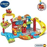 VTech- TutTut Tut Bólidos Estación de Bomberos, Multicolor