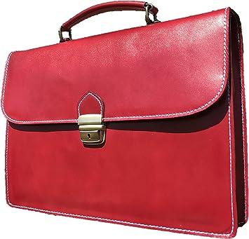 Red Geometric Business Briefcase Laptop Sleeve Bag//Handbag 13//15 Inch