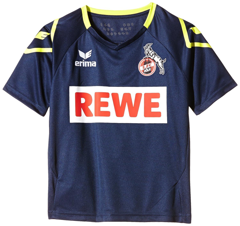 Erima Kinder FC Köln Away 2 Trikot inklusive Rewe Logo
