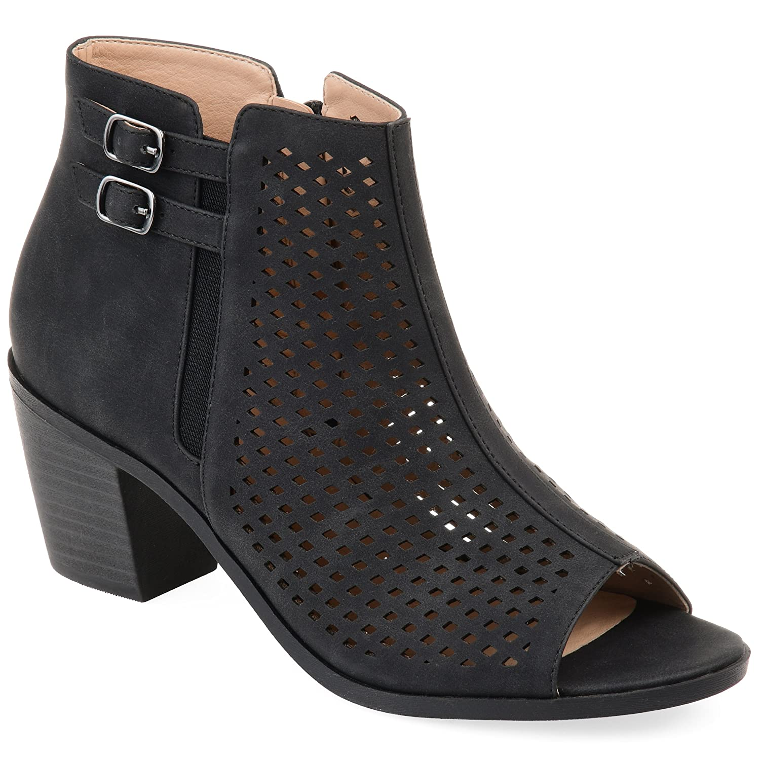 bdcdf03893109 Amazon.com  Journee Collection Comfort Harlem Womens Booties  Shoes