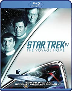 Star Trek IV:The Voyage Home (Remastered) [Blu-ray]