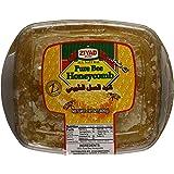 Ziyad All Natural Pure Bee Honeycomb, 14 Ounce (Pack May Vary)