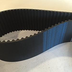 D&D PowerDrive 3020166M2 Massey FERGUSEN Replacement Belt, Rubber, 1120 mm Length