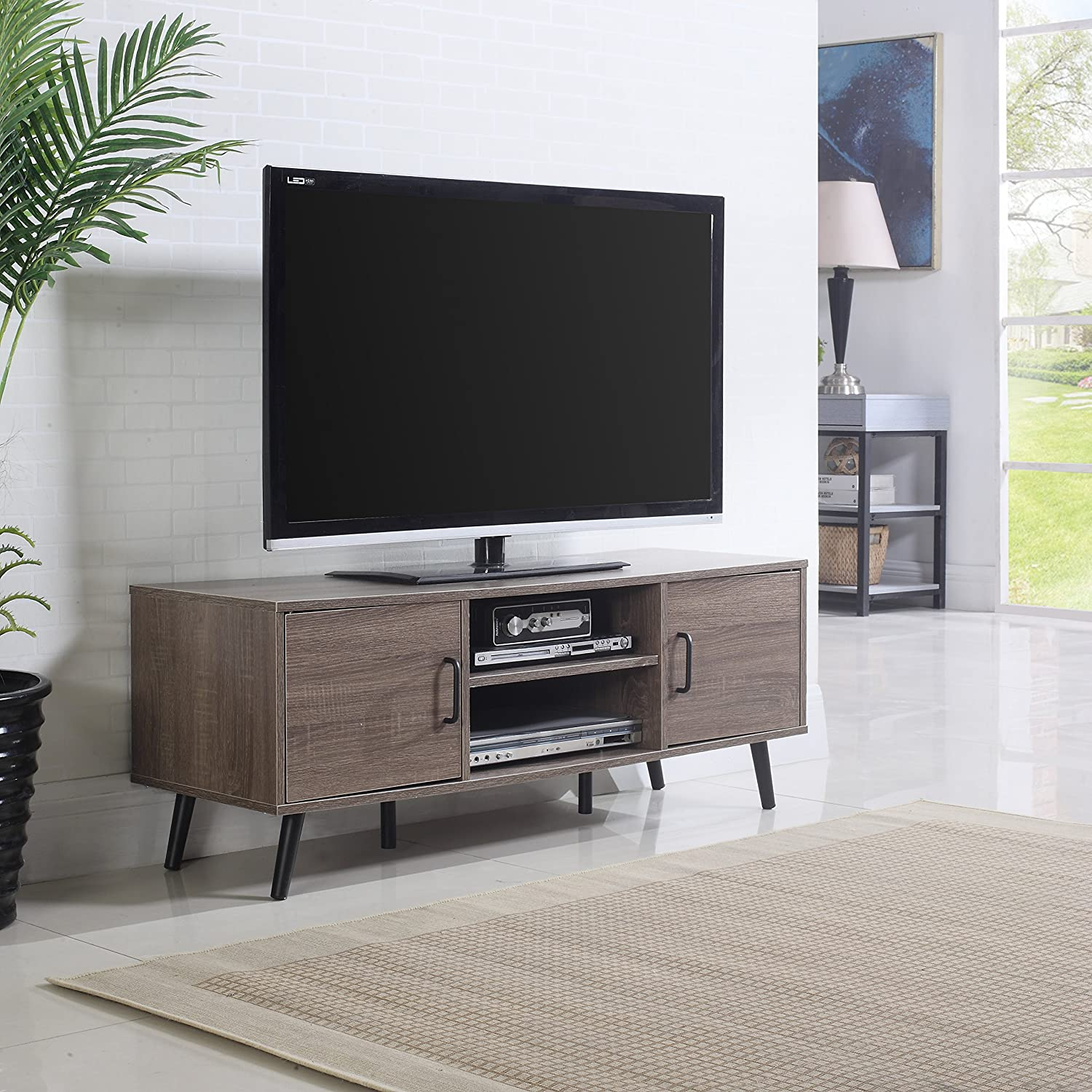 Modern Tv Table # Console Meuble Tv