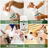 Arava Pet Ear Wipes - for Dogs Cats Puppies