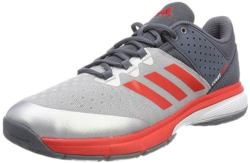 check out 2ede6 84eac adidas Court Stabil, Zapatillas de Balonmano para Hombre Amazon.es Zapatos  y complementos