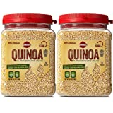 Baron's Whole Grain Gluten Free Quinoa | 100% All Natural Raw Brown Whole Grain Superfood Seeds Cook in 15 Minutes…