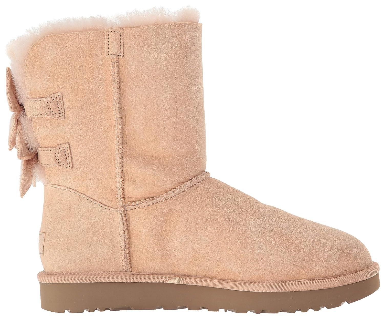 b06bb650cff UGG Women's W Bailey Bow Short Ruffle Fashion Boot