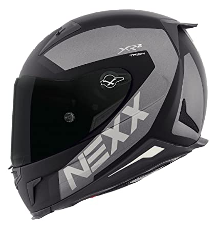 Nexx XR2 Trion Matte Black Helmet size X-Small