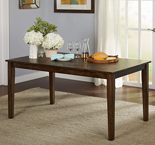 The Mezzanine Shoppe Olin Wooden Dining Table